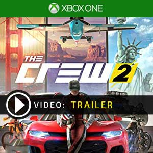 The Crew 2 Xbox One Prices Digital or Box Edition