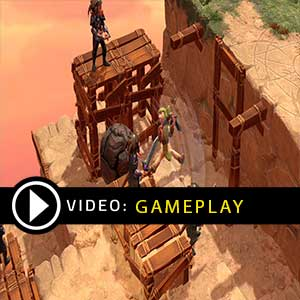 The Dark Crystal Age of Resistance Tactics Gameplay Video
