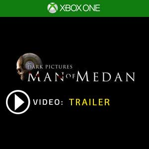 The Dark Pictures Man of Medan Xbox One Digital or Box Price Comparison