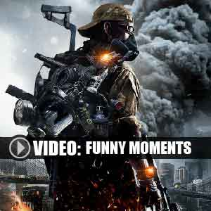 The Division Funny Moments