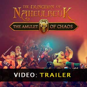 The Dungeon Of Naheulbeuk The Amulet Of Chaos Trailer Video