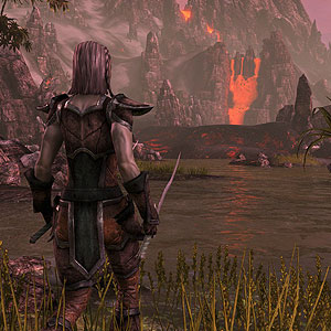 The Elder Scrolls Online Gameplay