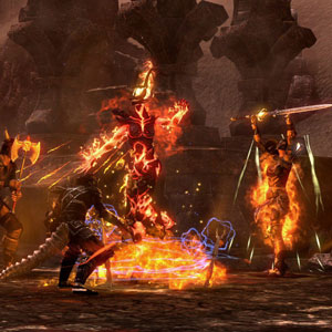 The Elder Scrolls Online Xbox One Fight