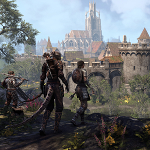 The Elder Scrolls Online Blackwood - Companions