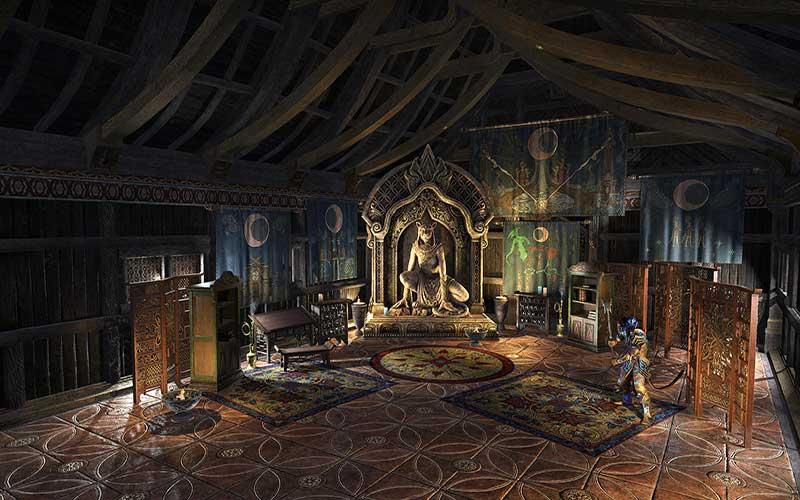The Elder Scrolls Online (free version) download for PC