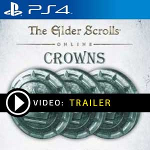 The Elder Scrolls Online Crowns PS4 Prices Digital Or Box Edition