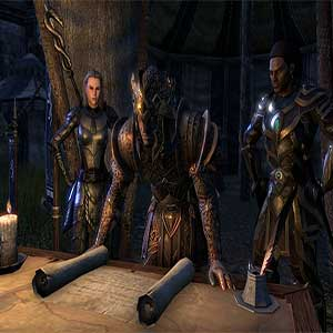 The Elder Scrolls Online Match
