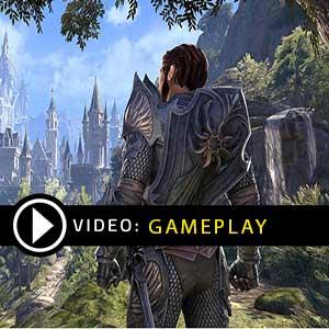 The Elder Scrolls Online Summerset PS4  Gameplay Video
