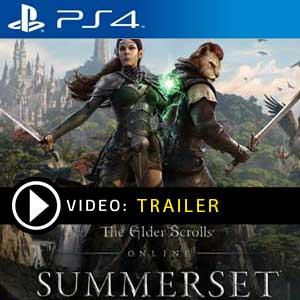 The Elder Scrolls Online Summerset PS4 Prices Digital or Box Edition
