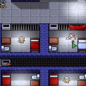 The Escapists - Digging Inside Prison Cells