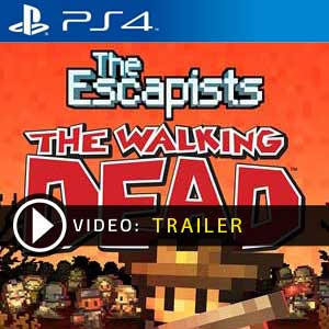 The Escapists The Walking PS4 Prices Digital or Box Edition