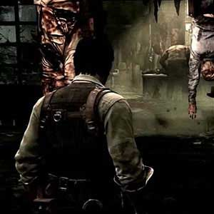 The Evil Within - Hanging