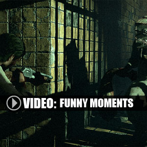 The Evil Within - Funny Moments