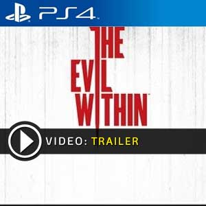 The Evil Within PS4 Prices Digital or Box Edition