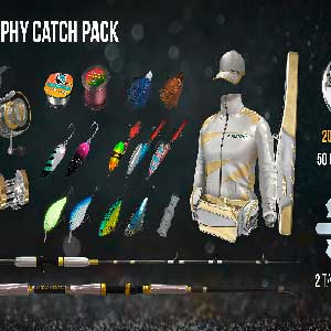 The Fisherman Fishing Planet Trophy Catch Pack