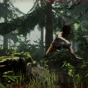 The Forest Zombie