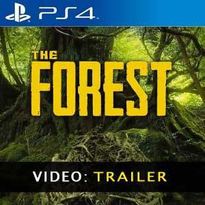 The Forest PS4 Video Trailer
