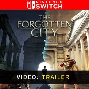 The Forgotten City Nintendo Switch Video Trailer