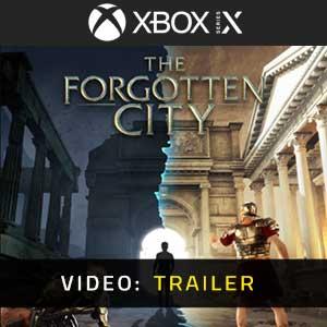 The Forgotten City Xbox Series X Video Trailer