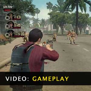 The Godfather 2 Gameplay Video