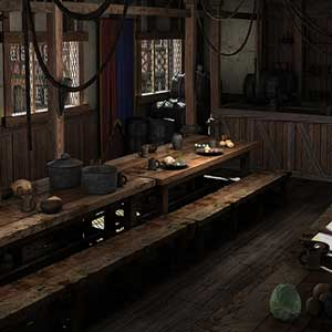 The Guild 3 Dining Hall