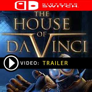 The House of Da Vinci Nintendo Switch Prices Digital or Box Edition