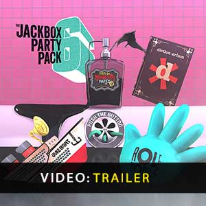 The Jackbox Party Pack 6 Digital Download Price Comparison