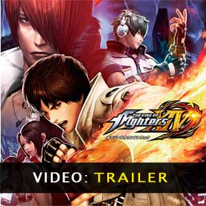 The King of Fighters 14 Trailer Video