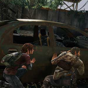 The Last of Us Remastered PS4 Survey