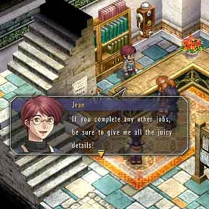 The Legend of Heroes Trails in the Sky Quest