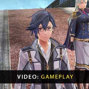 The Legend of Heroes Trails of Cold Steel 3 Gameplay Video