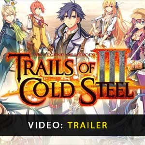 The Legend of Heroes Trails of Cold Steel 3 Digital Download Price Comparison