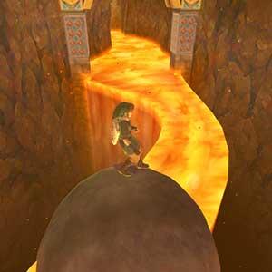 The Legend of Zelda Skyward Sword HD Nintendo Switch Earth Temple