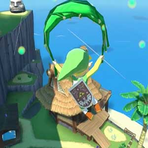The The Legend of Zelda The Wind Waker HD Wii U Gameplay