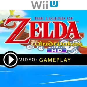 Legend of Zelda The Wind Waker HD Nintendo Wii U Prices Digital or Box Edition