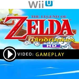 The Legend of Zelda The Wind Waker HD Nintendo Wii U Prices Digital or Box Edition