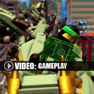The LEGO NINJAGO Movie Video Game Gameplay Video