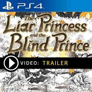 The Liar Princess and the Blind Prince PS4 Prices Digital or Box Edition