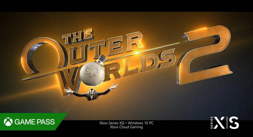 The Outer Worlds 2 Xbox Game Pass