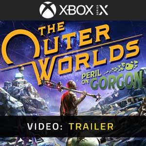 The Outer Worlds Peril on Gorgon Xbox Series X Video Trailer