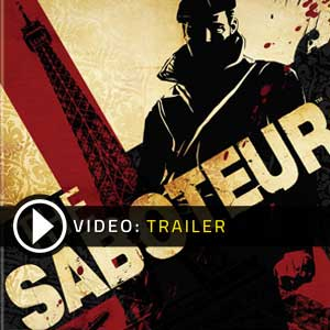 The Saboteur Digital Download Price Comparison