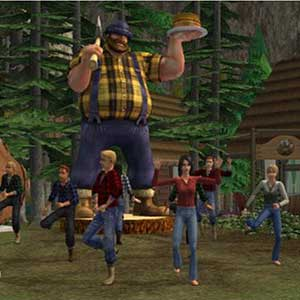The Sims 2 Bon Voyage Expansion Pack Mountain