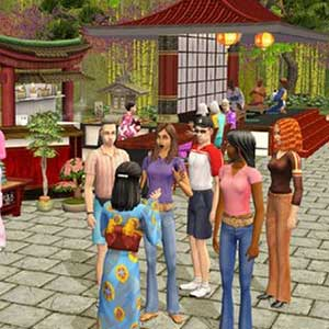 The Sims 2 Bon Voyage Expansion Pack Far East