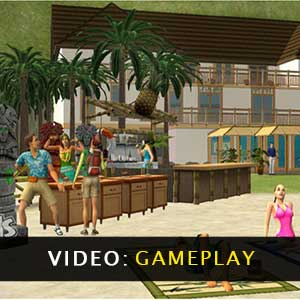 The Sims 2 Bon Voyage Expansion Pack Gameplay Video