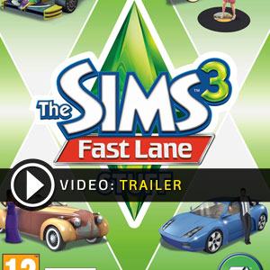 The Sims 3 Fast Lane Stuff Digital Download Price Comparison