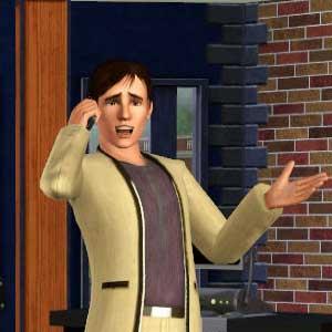 The Sims 3 High End Loft Stuff High-Tech Den