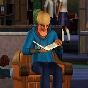 The Sims 3 Town Life Stuff Library