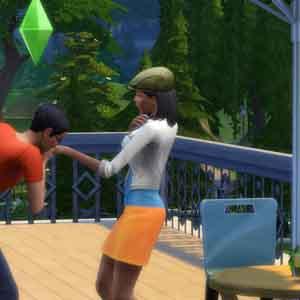 Sims 4 - Socializing