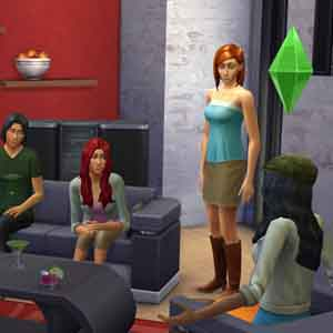 Sims 4 with friends