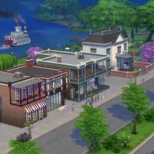 Sims 4 The Neighborhood